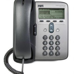 Cisco IP Phone CP-7911G-CH1-0