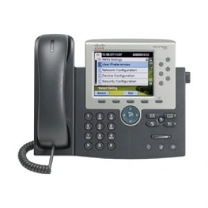 Cisco IP Phone CP-7965G-CCME-0