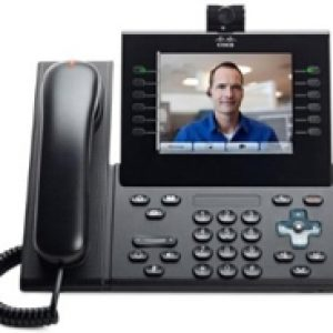 Cisco IP Phone CP-9951-CL-CAM-K9-0